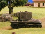 KV II 122mm AT